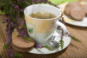 Antioxidáns fehér tea
