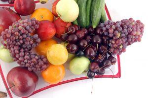 Antioxidáns gyümölcsök zöldségek