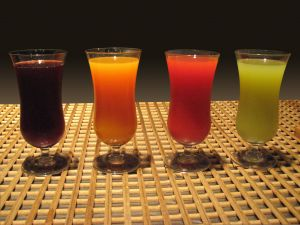 Antioxidáns tartalmú italok