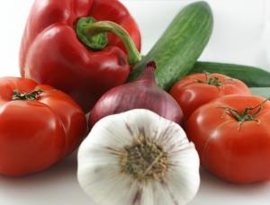 Antioxidáns zöldségek
