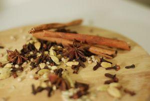 Antioxidans fűszerek